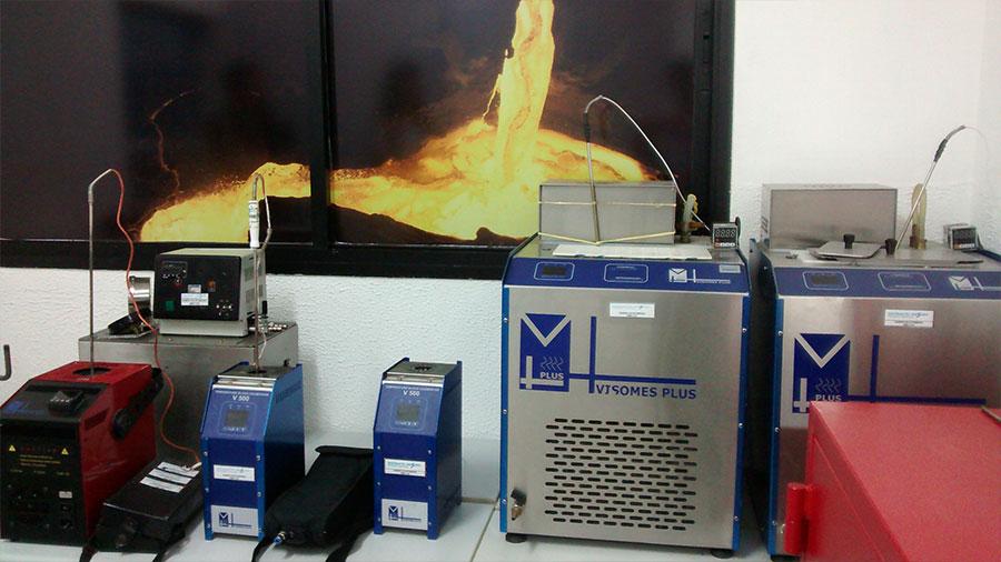 Laboratório Unidade São Paulo Norberto Mischi Soluções Técnicas 3