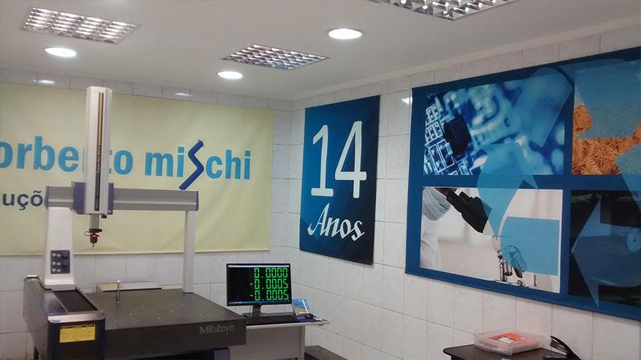 Laboratório Unidade São Paulo Norberto Mischi Soluções Técnicas 4